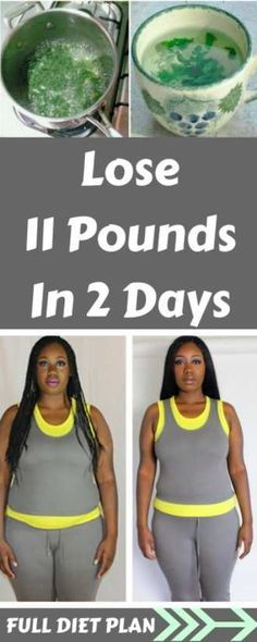 Lose 11 Pounds In 2 Days!!! – Gust Of Wind~
