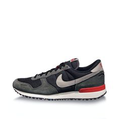 Nike Air Vortex Retro (Black & Medium Grey)
