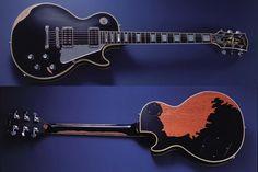 John Sykes's Les Paul Custom