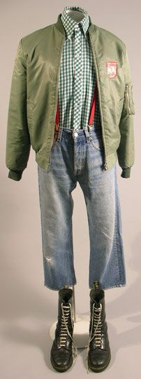 Skinhead outfit c1984