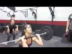 5 Killer Crossfit WOD's - Workouts