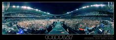 Coldplay - Allianz Stadium, Sydney. Nov 17 2012.