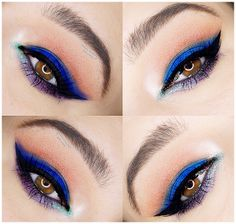 Make-up & Photography by Patiszu - świat pełen piękna i kolorów: MAKIJAŻE