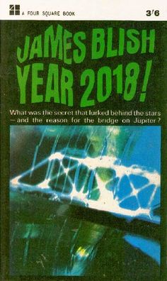 Bear Alley: James Blish: Cover Gallery (part 1)
