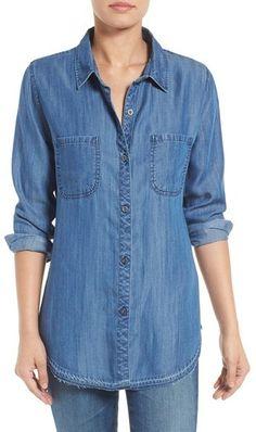 Women's Rails 'Carter' Chambray Shirt
