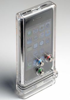 iPhone Underwater Case - perfect for taking pictures