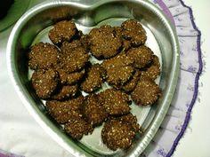 Eu e a Dukan!: Cookies Dukan Crocantes