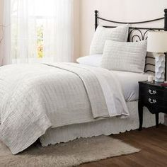 3-Piece Skylar Full/Queen Quilt Set