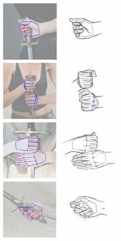 Drawing Poses Reference Hand Holding 51 Ideas Drawing Poses Re. Hand Drawing Reference, Art Reference Poses, Drawing Hands, Drawing Poses, Drawing Tips, Gesture Drawing, Hand Drawings, Drawing Ideas, Misaki