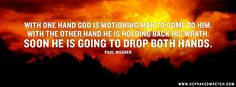 Paul Washer quote !!!