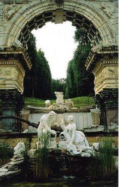 fountain at Schonnbrun