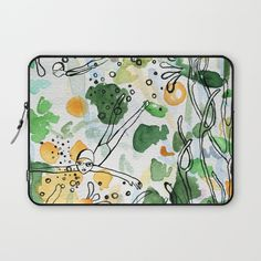 Coral reefs Laptop Sleeve