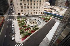 7 World Trade Center Triangle Park; New York, NY 2002-2006