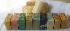 best hand-made soaps EVER!!