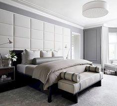 Fine 41 Monochomatic Bedroom Design Ideas. CONTEMPORARY ...