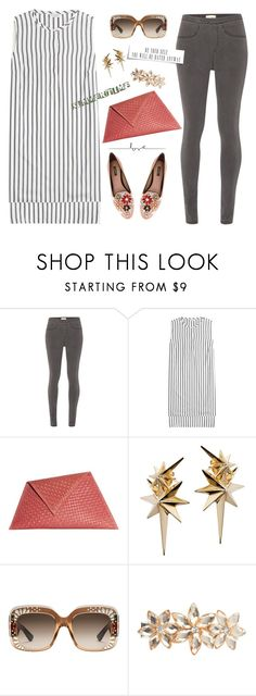 """""""Be Your Self"""" by musicfriend1 ❤ liked on Polyvore featuring White Stuff, Brunello Cucinelli, Georgina Skalidi, Ludevine, Gucci, Dorothy Perkins and Dolce&Gabbana"""