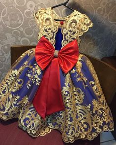My flower girl will outshine me by miles 😊 Beauty And The Beast Wedding Theme, Beauty And Beast Birthday, Wedding Beauty, Fashion Kids, African Fashion, Little Girl Dresses, Flower Girl Dresses, Snow White Birthday, Quince Dresses