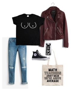 """""""Untitled #33"""" by rekaviktoria on Polyvore featuring Madewell, White House Black Market and OTM Essentials"""