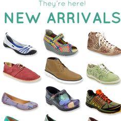 Woo hoo! New arrivals!