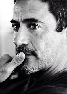 "My favorite ""Bad Boy"" and I'm not sure why! He is totally f#@K up but his acting is genius. Return to the left side RDJ."