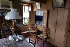 Huisje uit 1773 met bedstee