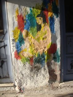 (j.p), Athens street art, Artist: Refur.