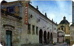 En Octubre se lleva a cabo en #Morelia el #FICM2015 y este es el lugar que hoy en día ocupa la sede del festival y está justo a la vuelta de nuestras instalaciones #SéBienvenidoAquí