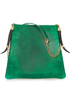 Okapi|Lamia leather shoulder bag