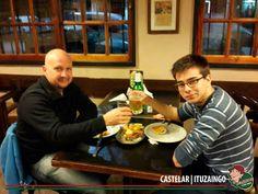 Domingo de Vacaciones de Invierno disfrutando Lo de Carlitos Castelar   Ituzaingo