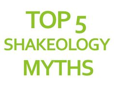5 Shakeology Myths —DEBUNKED by a Coach!   Curious about shakeology and all the details? Visit my website to see Nutrition info, Benefits, Recipes, flavors and more: www.shakeology.com/afanning542