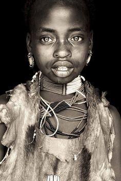 Marco Gerth photographer Nyangatom / ethiopia