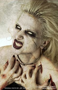 Sexy Zombie Makeup Ideas | ... ideas makeup zombie trick to create anyone know how to create a zombie