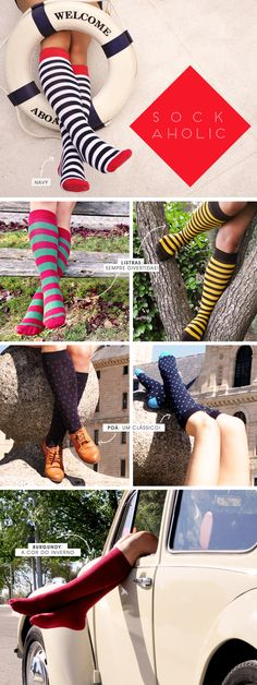 socks, socks, socks <3