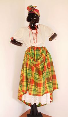 creole culture clothing - Google Search