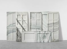 Marble Doors by Ai Weiwei   Yellowtrace.