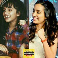 ShraddhA childhood pic....love u shraddha