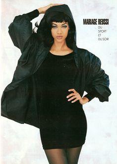 90s Fashion, Runway Fashion, Fashion Models, Fashion Beauty, Fashion Looks, Ebony Models, Black Models, 90s Models, Runway Models