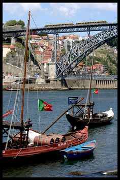 Barco Rabelo sul Douro