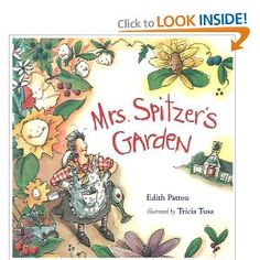 Book, Mrs. Spitzer's Garden by Edith Pattou