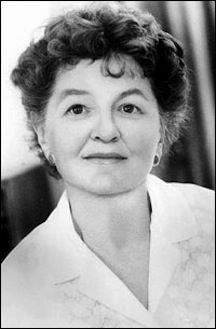 P.L. Travers/ the woman who brought us Mary Poppins