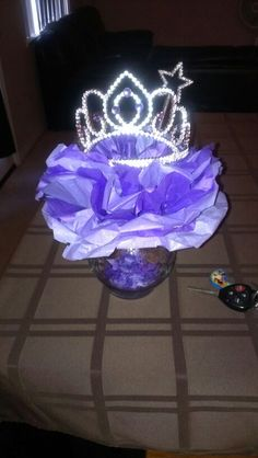 easy to make princess themed very inexpensive and beautiful