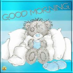 Good morning and enjoy your day...