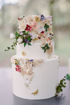 A-Z of Wedding Cakes