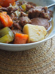 I just discovered how amazing instant pots are and I made this yummy instant pot beef stew recipe that is completed in 45 minutes to celebrate. Enjoy!