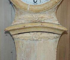 18th Century Mora Clock from Varmland Sweden - clocks - Furniture - Collection - C´est La Vie Antiques
