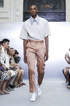 Sean Suen Menswear Spring Summer 2018 Paris