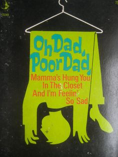 Vintage Bastard French Farce 1968 Oh Dad Momma's by BetterWythAge
