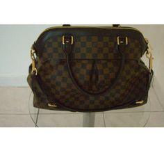 Tip: Louis Vuitton Handbag (Dark Brown)