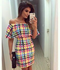 ✨ Vestido @anahovastore ✨ Mais