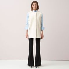 Bar Iii Sleeveless Layered Top, Only at Macy's Fall Winter Spring Summer, Macys Tops, Layered Tops, White Tops, Normcore, Tunic Tops, Macy's Online, Shirts, Bar